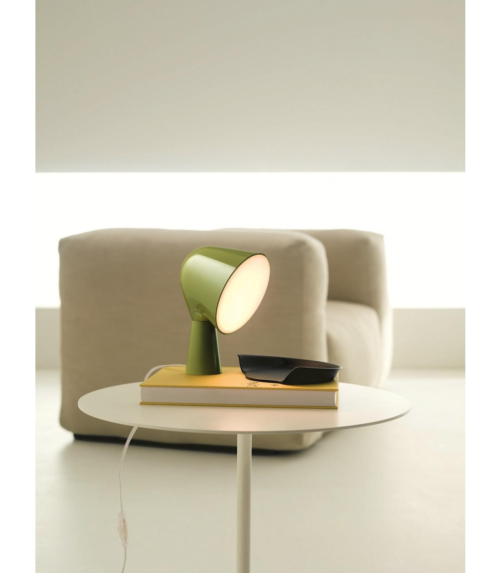 Foscarini binic table lamp rosa 200001 61 - Lamp binic ...