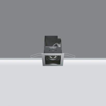 iguzzini empotrable orientable 3x1w led blanco l mparas de dise o. Black Bedroom Furniture Sets. Home Design Ideas