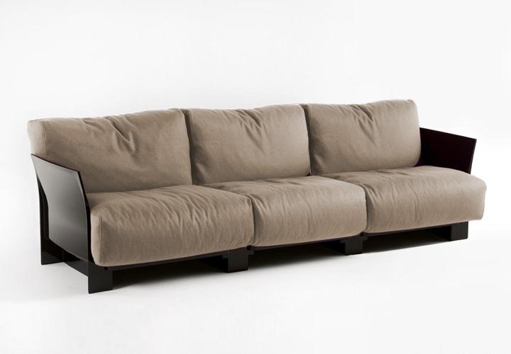 Kartell pop ext rieure sofa tissu pour 7243 l mparas de for Sofa exterior impermeable