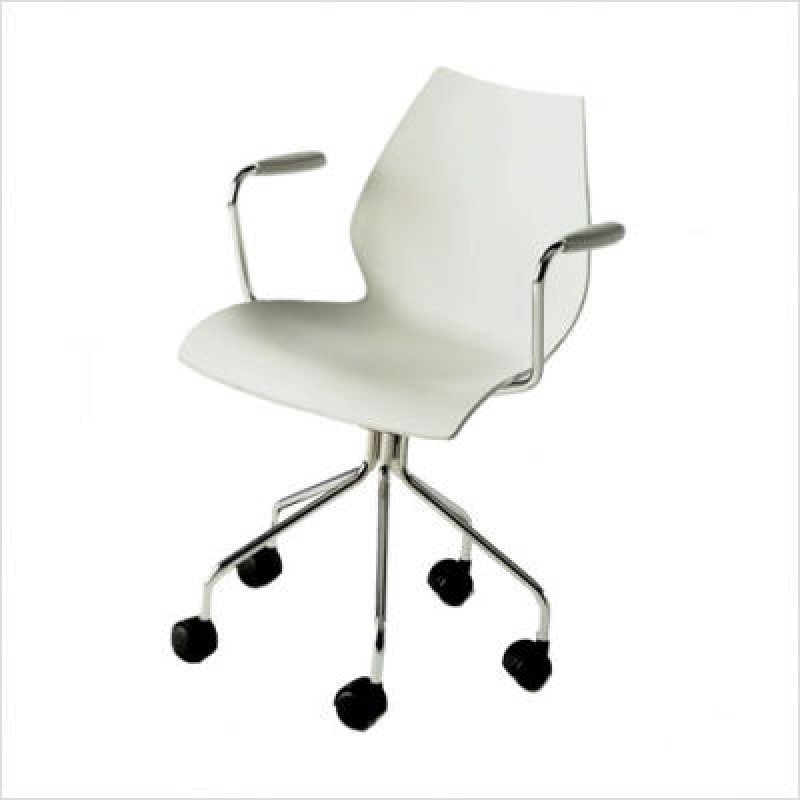 Imagen 1 De Maui Chair With Wheels And Arms Adjustable Height