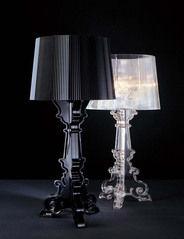 Kartell Bourgie Lampada da tavolo con dimmer E14 9070 - Lámparas ...