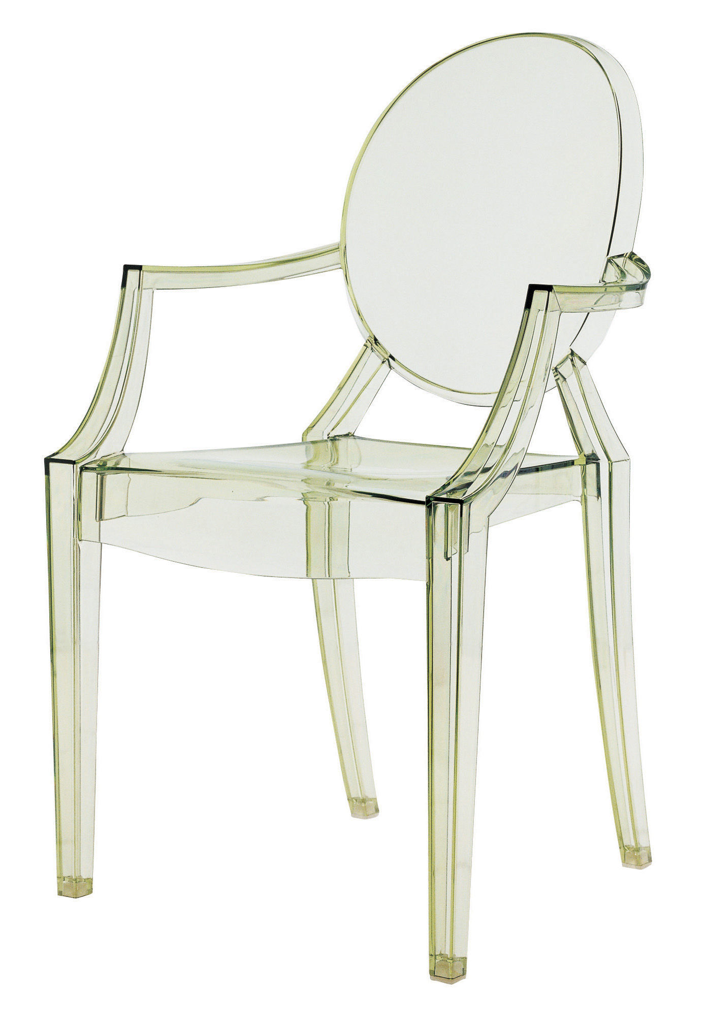 Kartell Lou Lou Ghost chair childish 2854