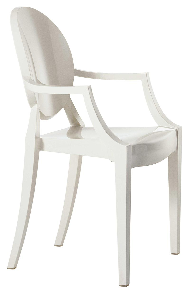 Kartell Lou Lou Ghost chair childish 2854 - Lámparas de diseño