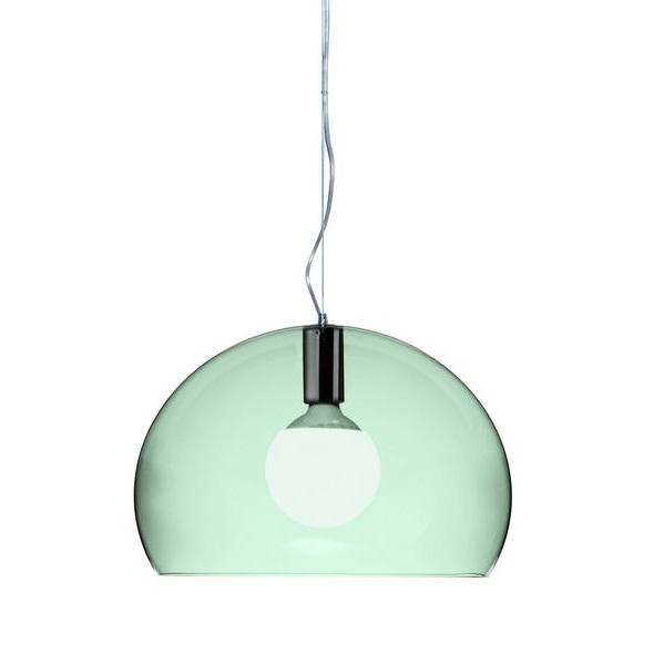 kartell fl y small lampe suspension 38 9053 l mparas de. Black Bedroom Furniture Sets. Home Design Ideas