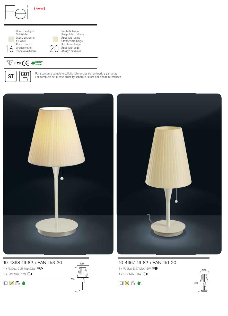 la creu dress up accessoire abat jour tour pan 153 20 l mparas de dise o. Black Bedroom Furniture Sets. Home Design Ideas