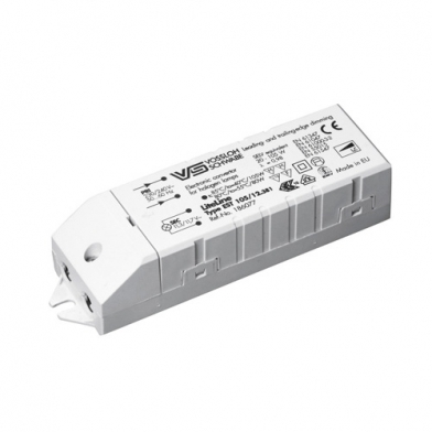 Leds c4 architectural transformador electr nico 12v 20 - Transformador led 12v ...