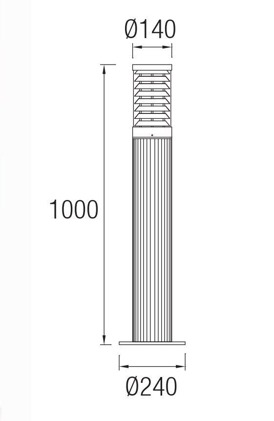 Temis (accesorio) Reflector Direccional para 55 9268 y 60 9293 Leds C4 Foto