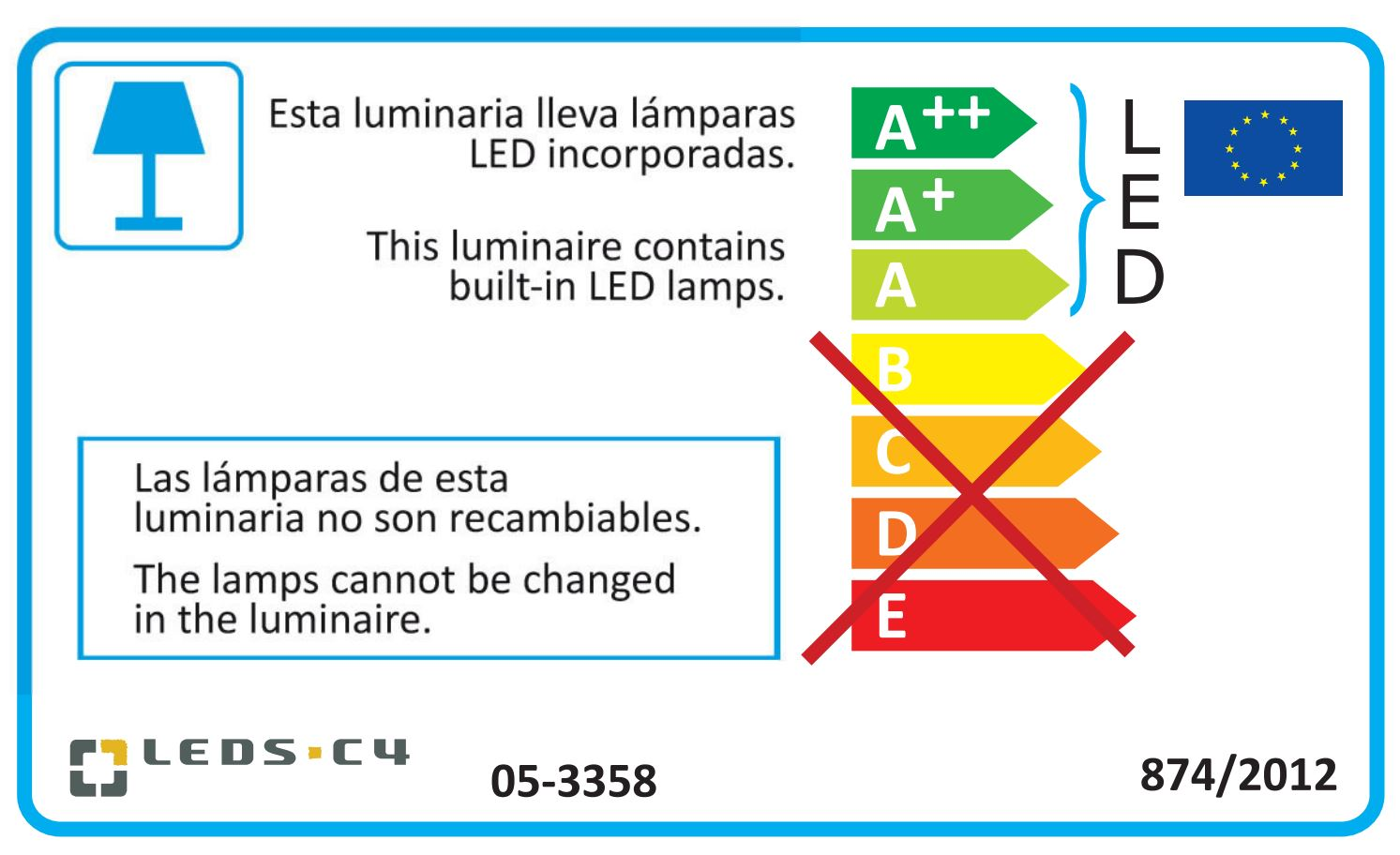 Lamparas De Luz Natural. Affordable Faro T Circular W Luz Natural ...
