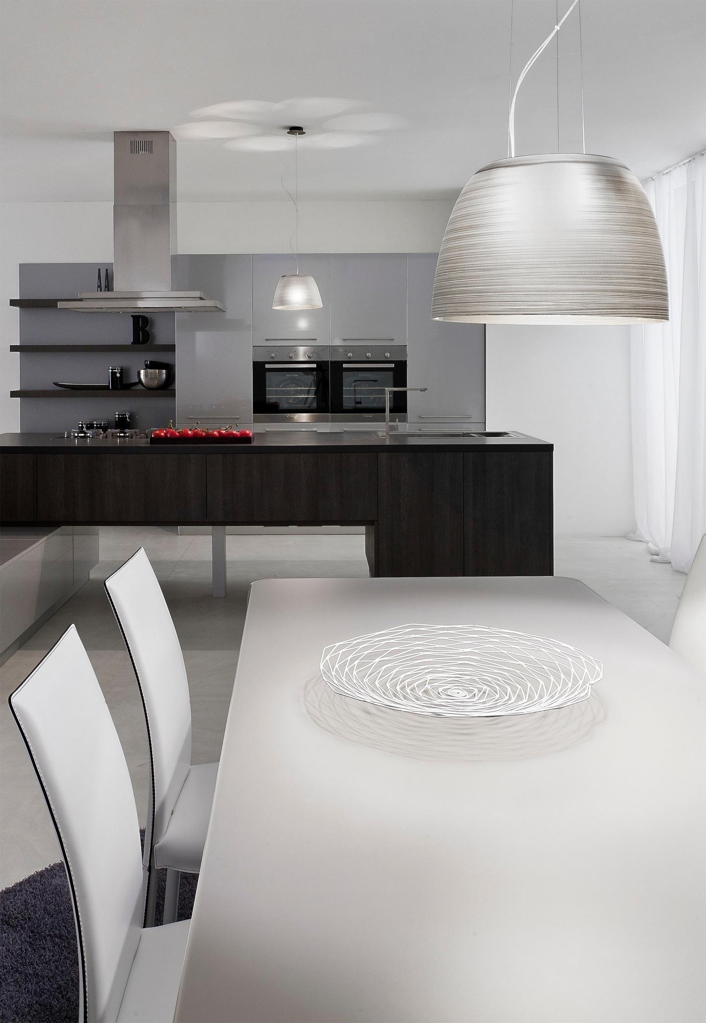 Forum illuminazione cucina con due punti - Luce per cucina ...