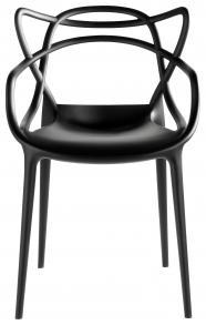 Masters silla (Embalaje 4 uds) acabado opaco