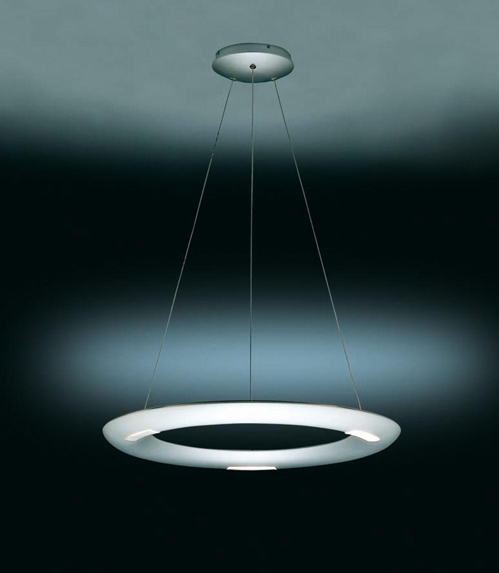 Milan iluminacion l mpara colgante aluminio 5943 - Diseno lamparas colgantes ...