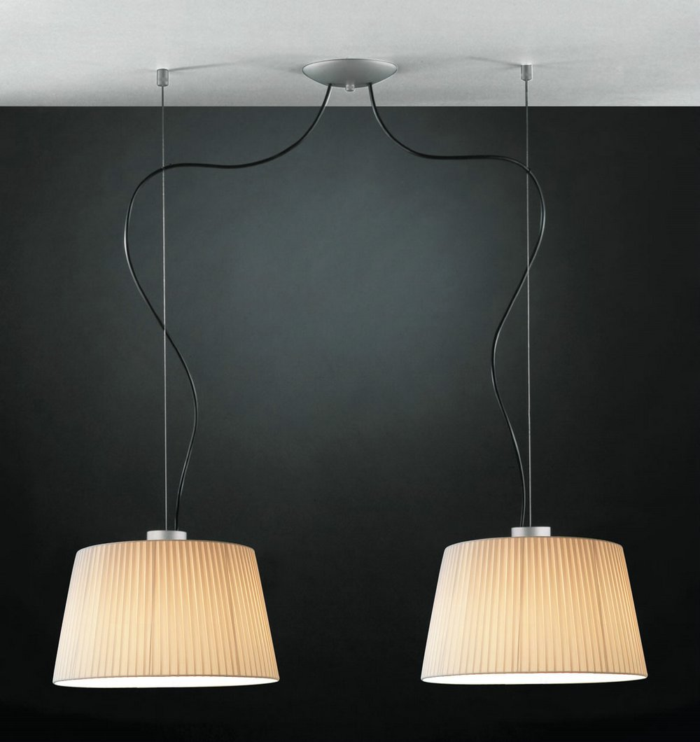 Modiss tusscana 2c35 l mpara colgante doble 1281018489 - Diseno lamparas colgantes ...