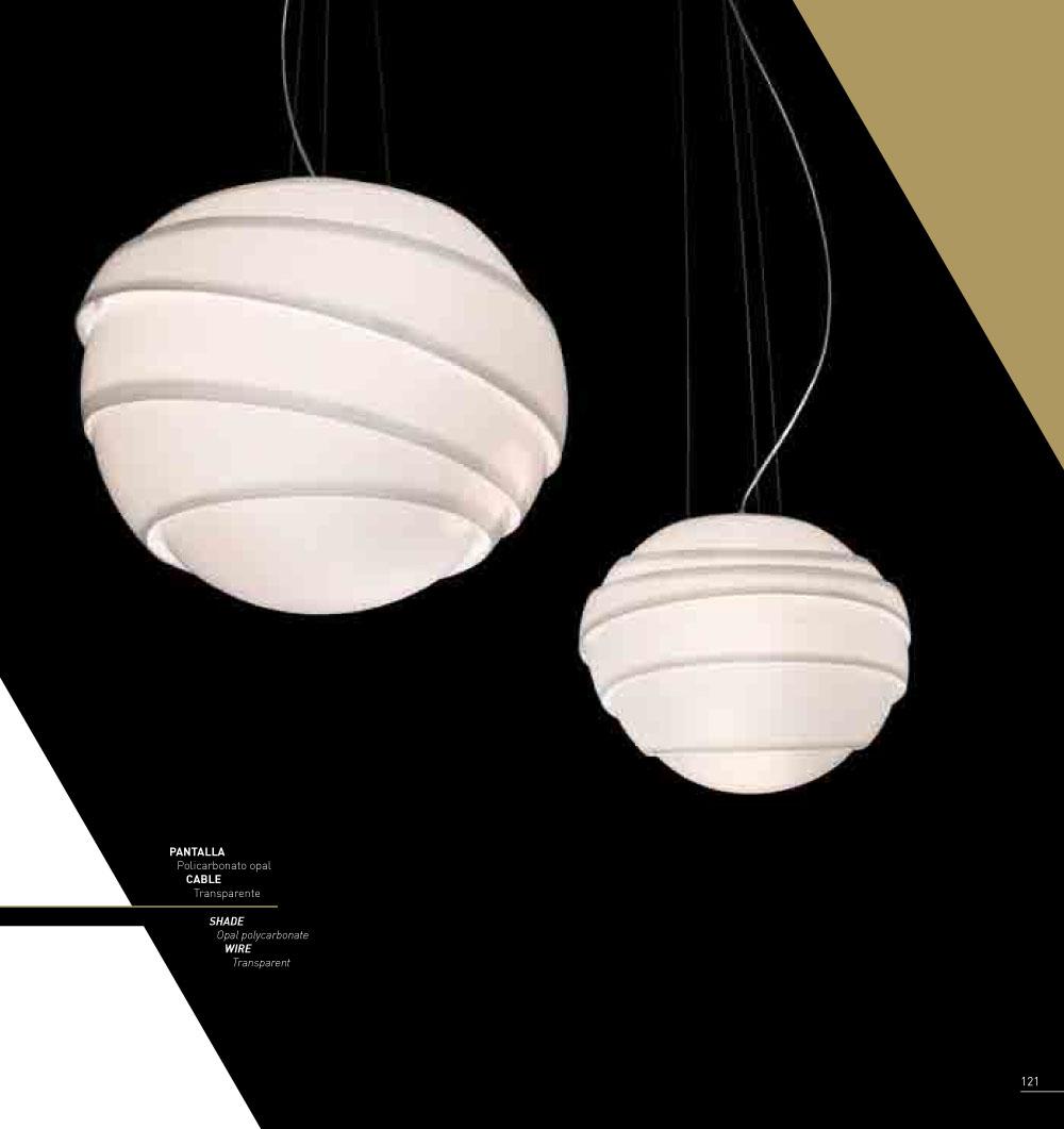 Modiss loop 50cm l mpara colgante individual lp50460981 - Diseno lamparas colgantes ...