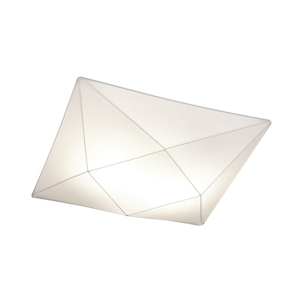 Ole by fm polaris plaf n de tela 58cm 2g11 4x18w 20007 58 - Lamparas de plafon ...