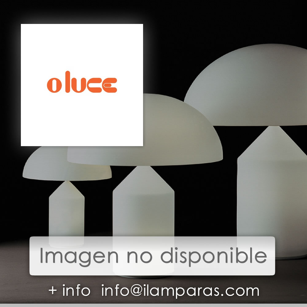 oluce coroa 480 opaque blanco plaf n 480 l mparas de dise o. Black Bedroom Furniture Sets. Home Design Ideas