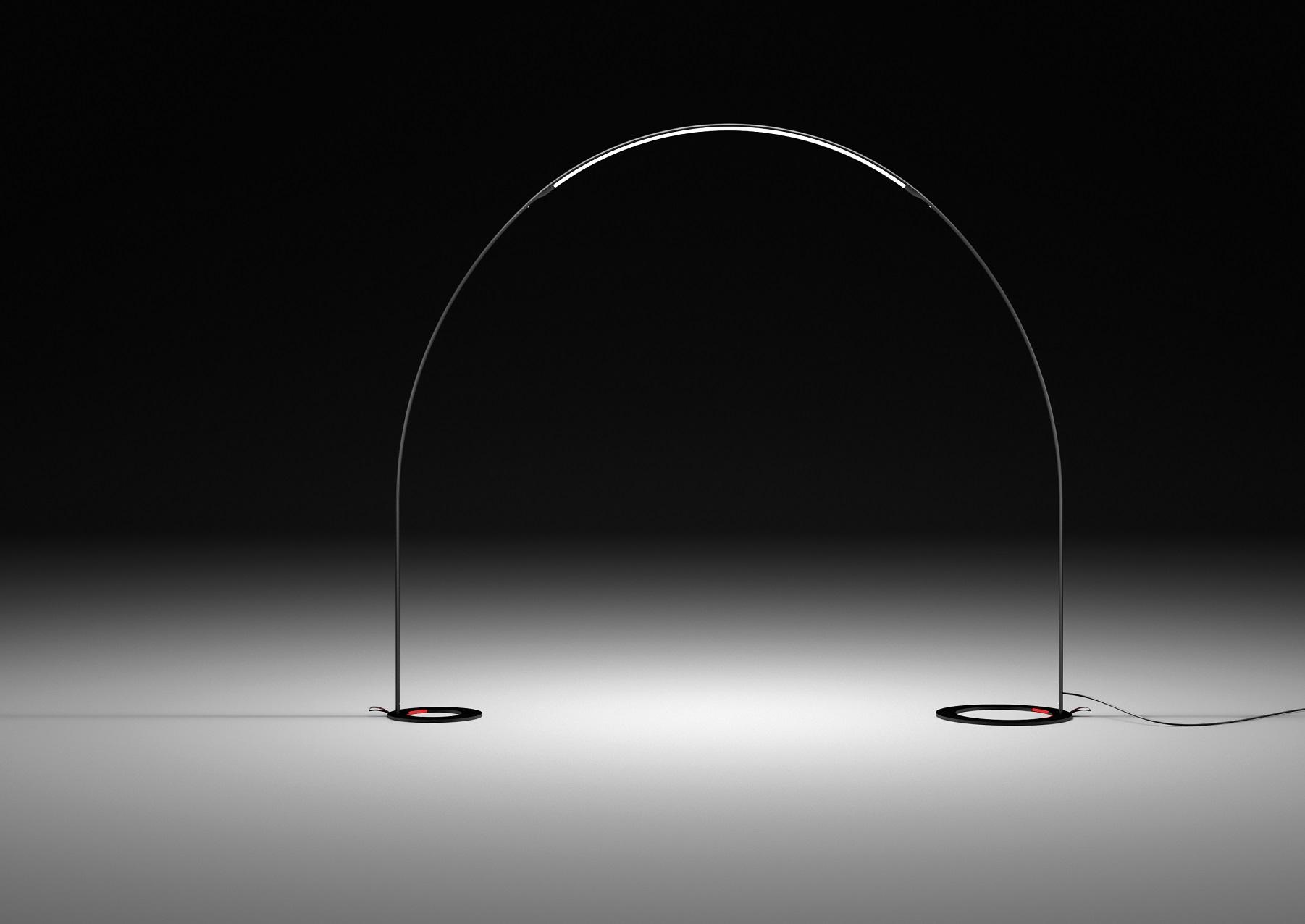 Beeindruckend Stehlampe Bogen Das Beste Von Imagen 6 De Halley Basis - Basis