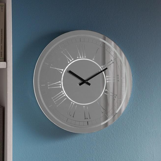 Schuller toulouse reloj de pared iluminado 1 4w 569413 - Reloj de pared de diseno ...