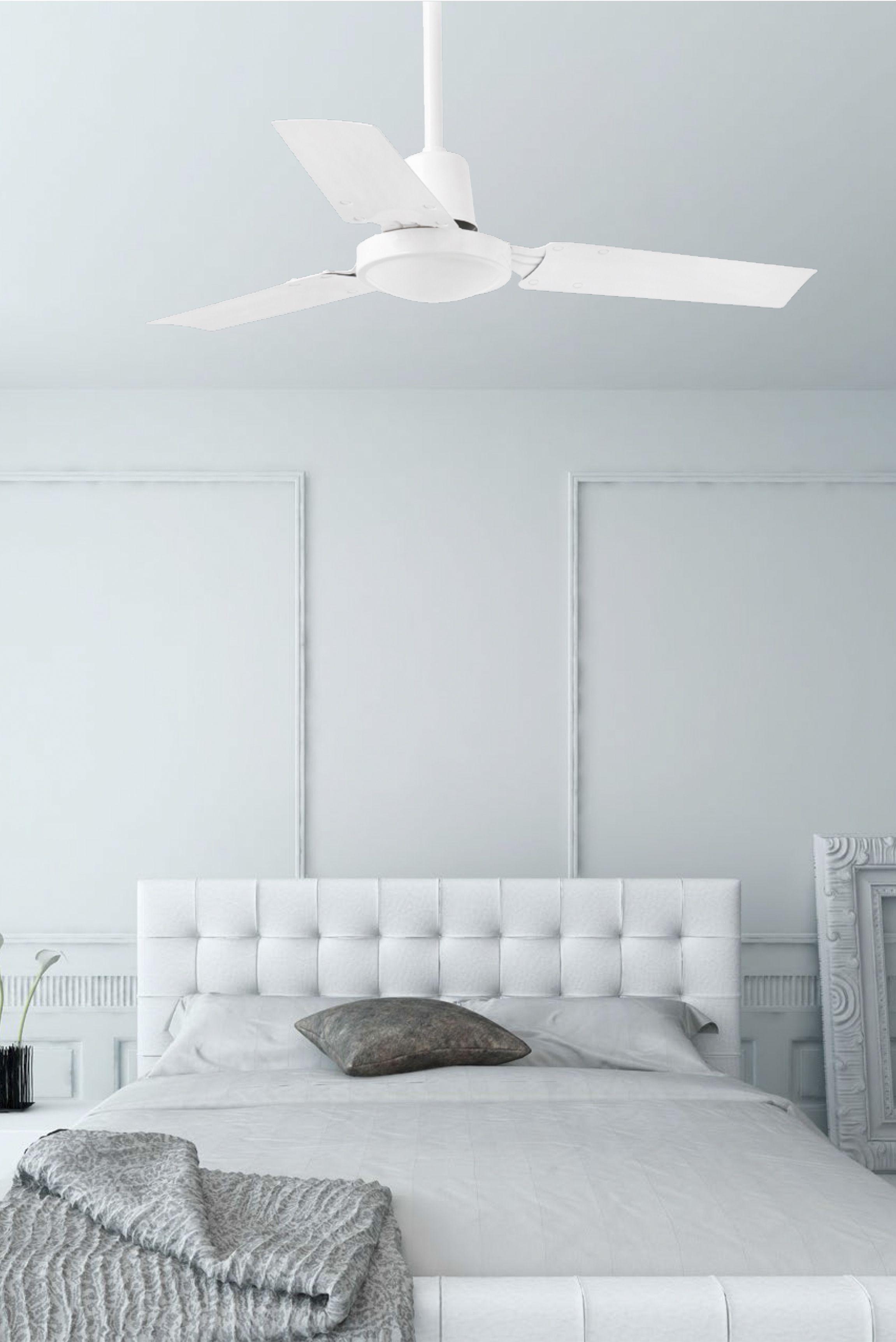 Faro mini indus ventilador techo 3 palas 33011 l mparas - Ventilador techo diseno ...
