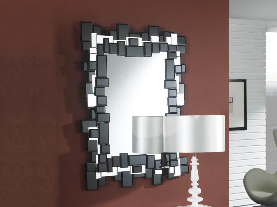 Schuller bu uel espejo 90x70 29 e37 l mparas de dise o - Lamparas para espejos ...