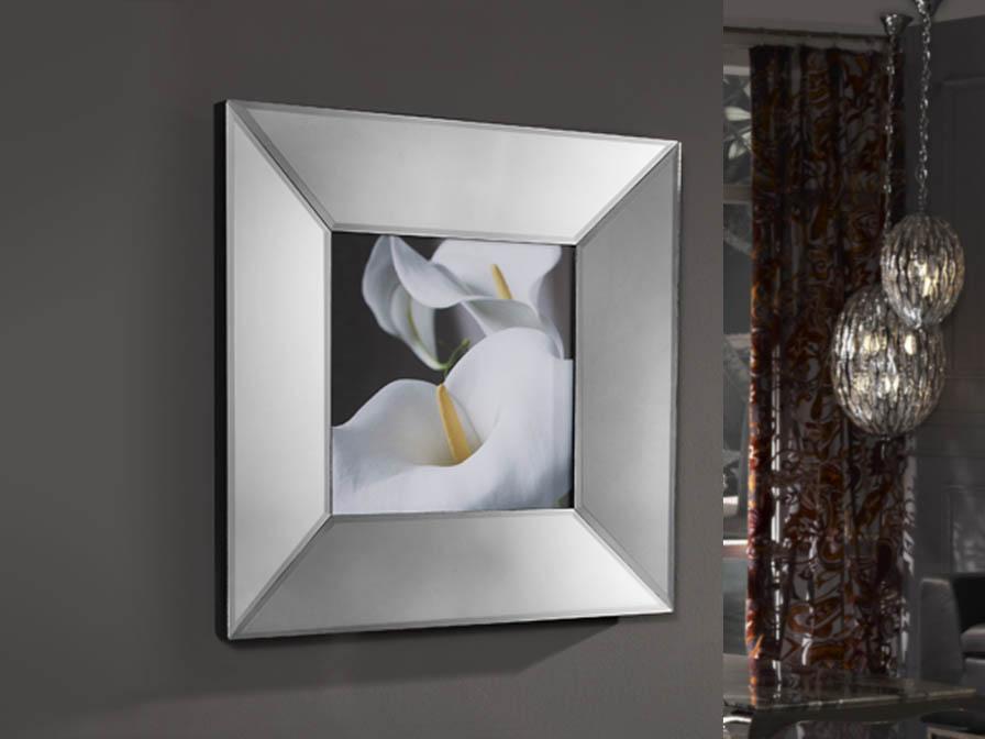 Schuller cadre miroir avec lmina fotogrfica calas 386234 for Miroir 50x50