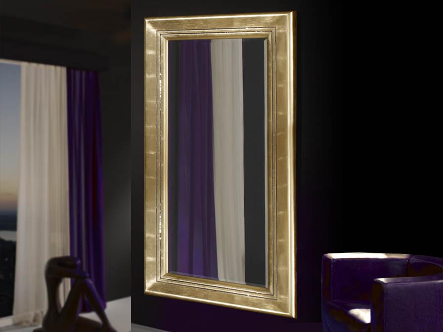 Schuller luxury espejo rectangular grande pan de 71401479 for Espejo rectangular grande