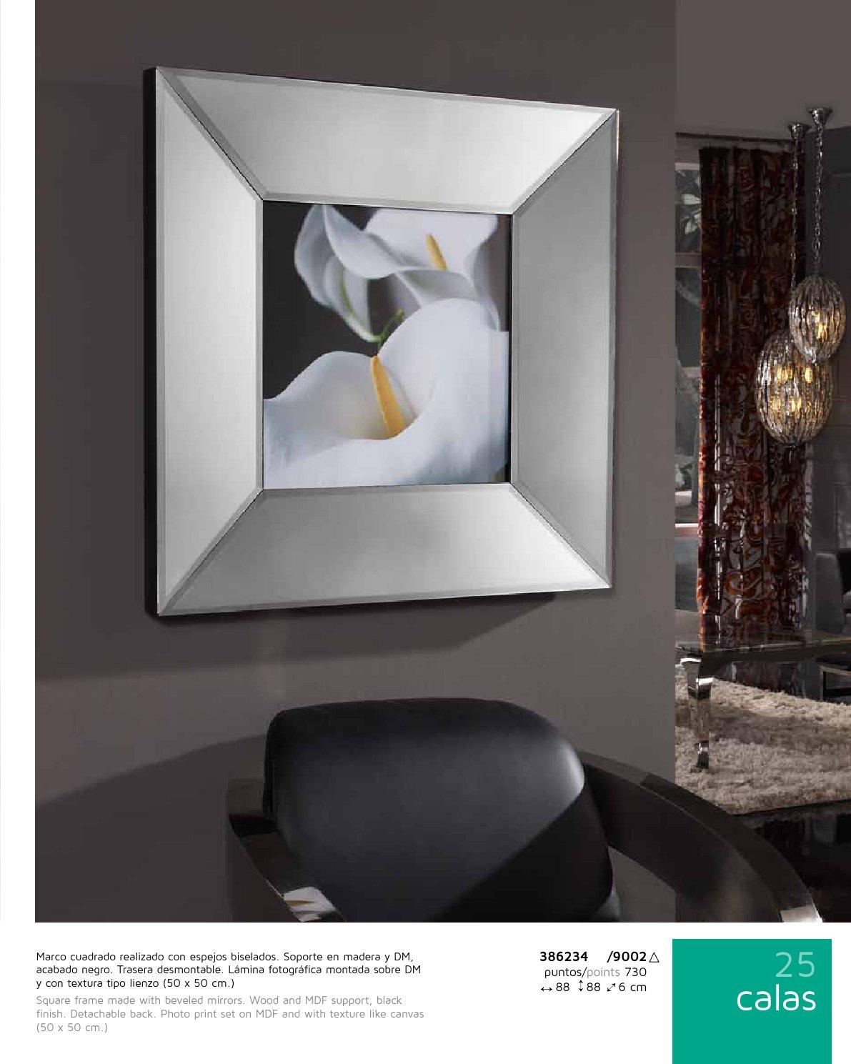 Schuller cadre miroir pour cuadro fotografia 386234 for Schuller miroir