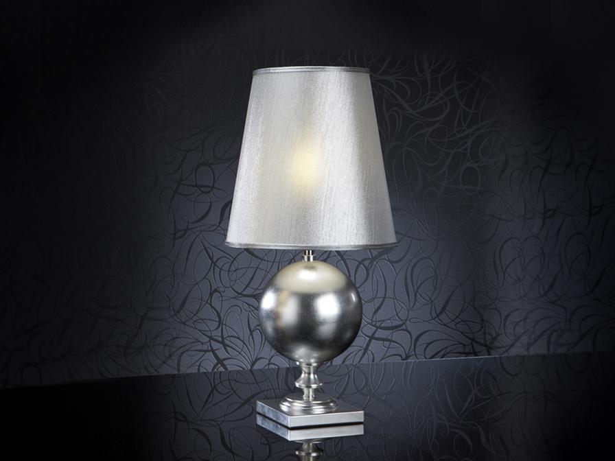 Schuller terra lampada da tavolo argento 664432 7364lc - Lamparas schuller catalogo ...