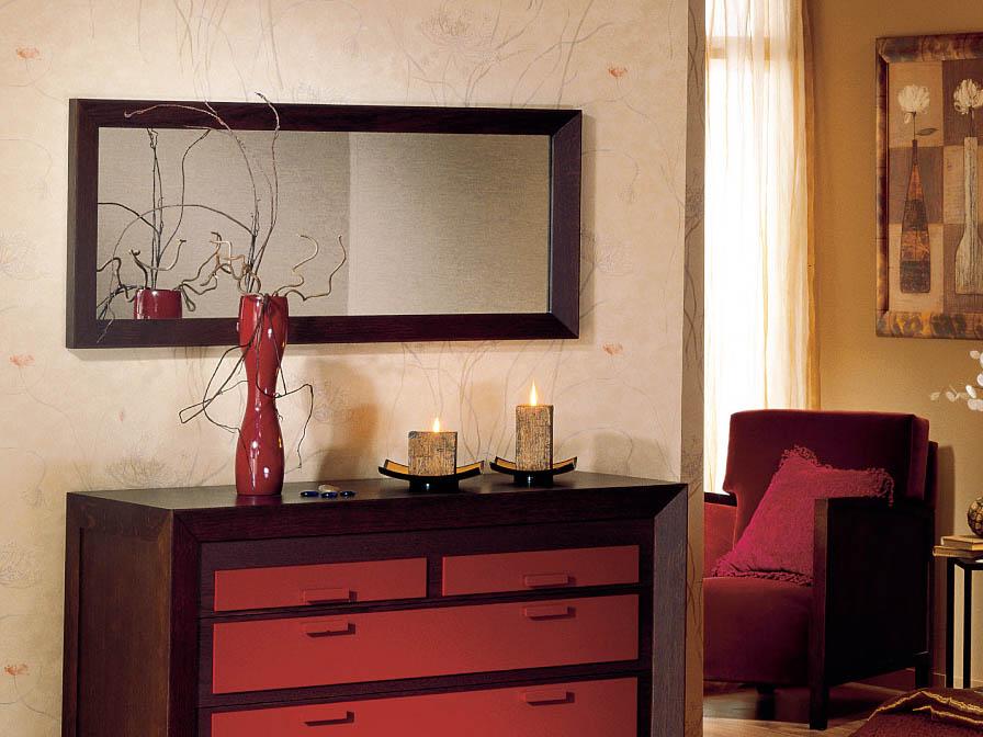 Schuller zen espejo para comoda 73401192 l mparas de dise o - Lamparas para espejos ...