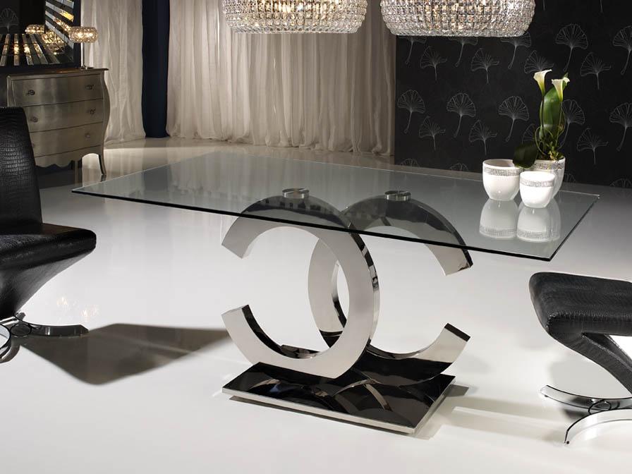 Schuller Calima mesa de comedor rectangular 200cm 820426-2060 ...