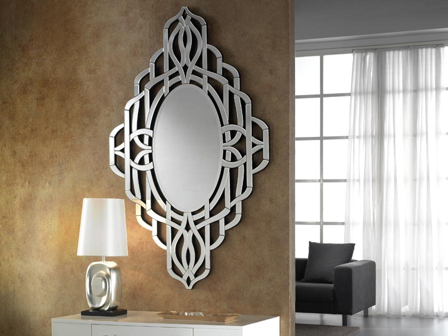 Schuller elisa espejo ovalado 145x90 297281 l mparas de - Lamparas para espejos ...