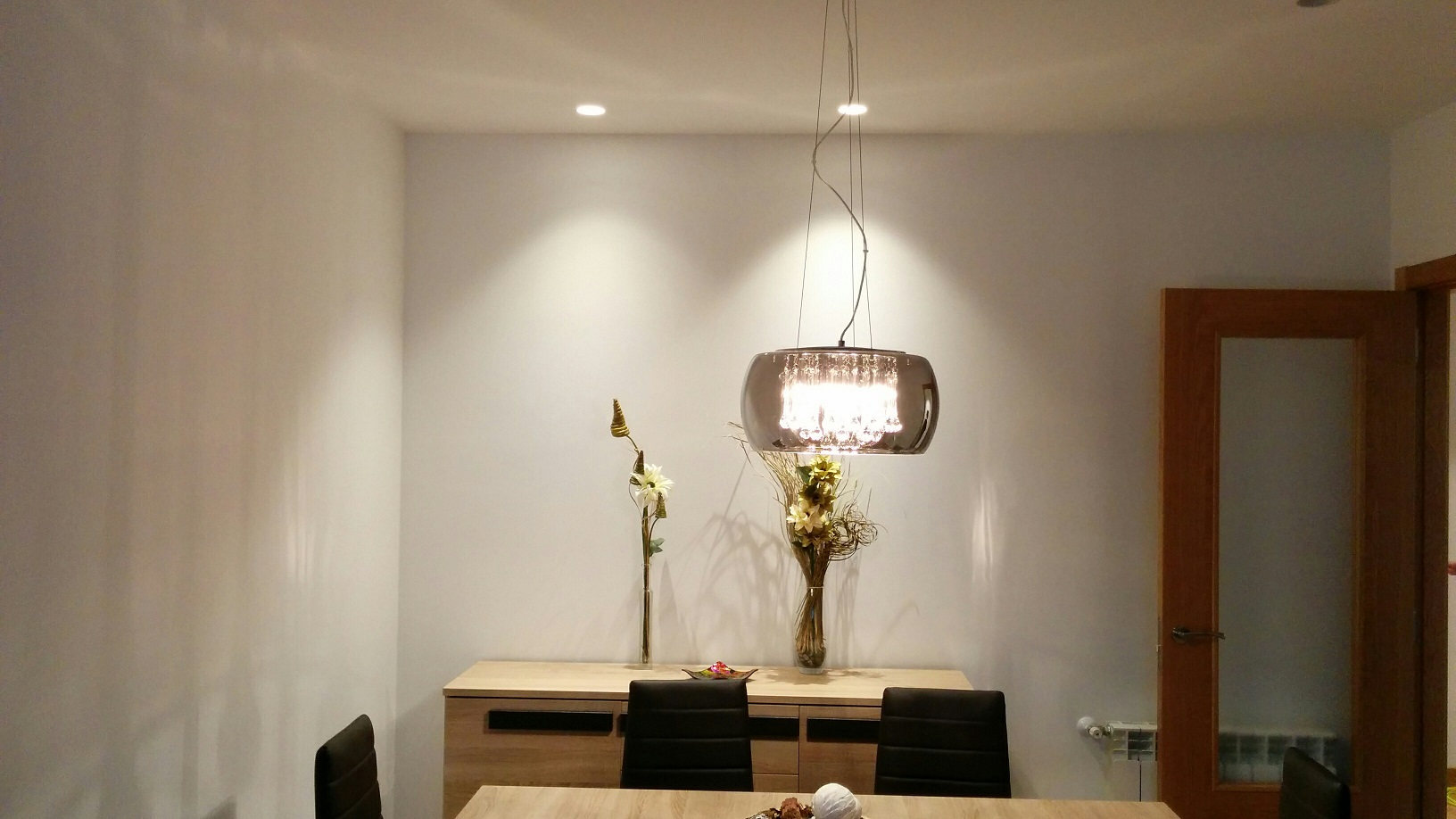 Schuller argos wall lamp g9 led 6w chrome 509327 - Lamparas schuller ...