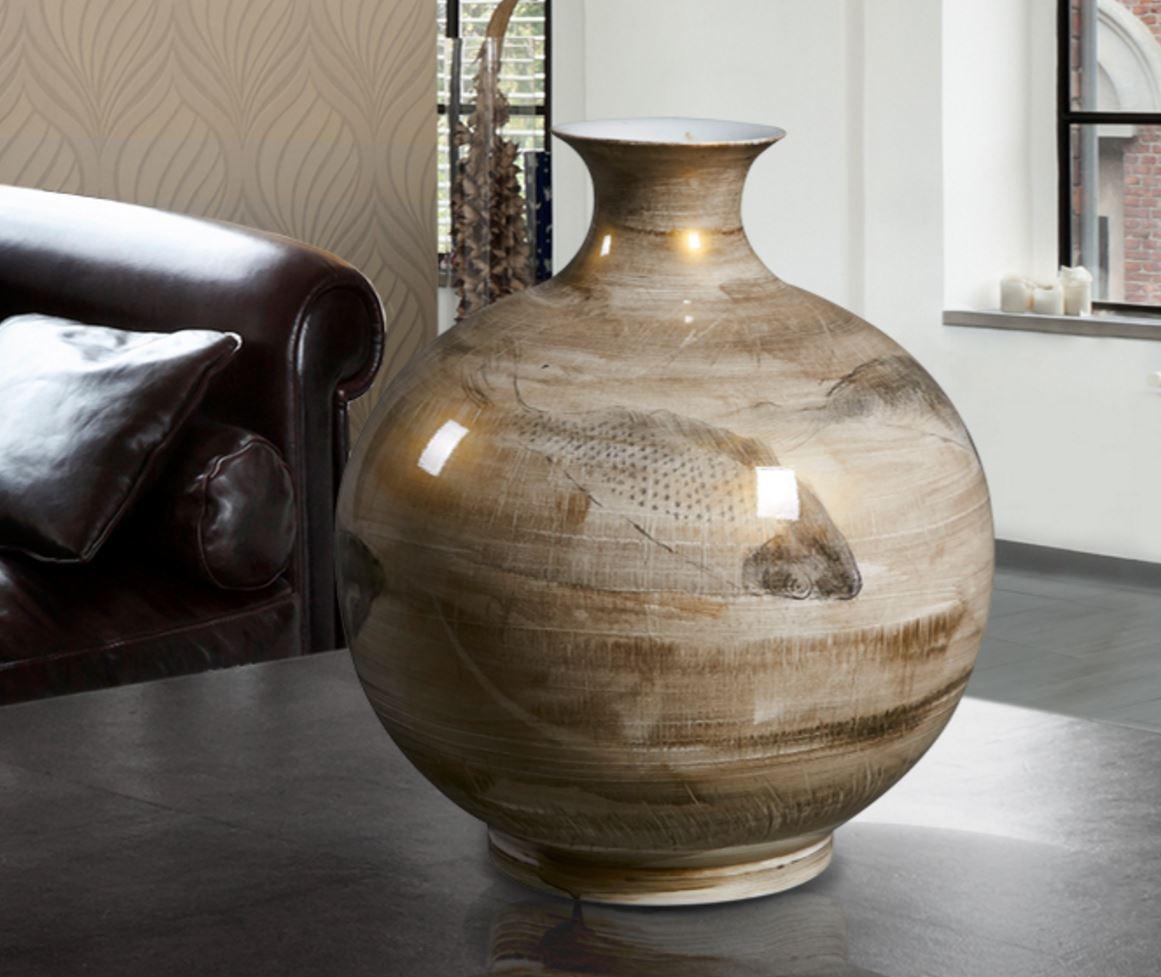 Schuller Koi Vasija Large 44x41cm Ceramics 725947