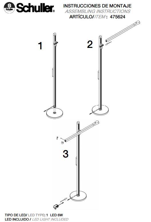 Tecton floor lamp meze blog for Tecton chrome floor lamp