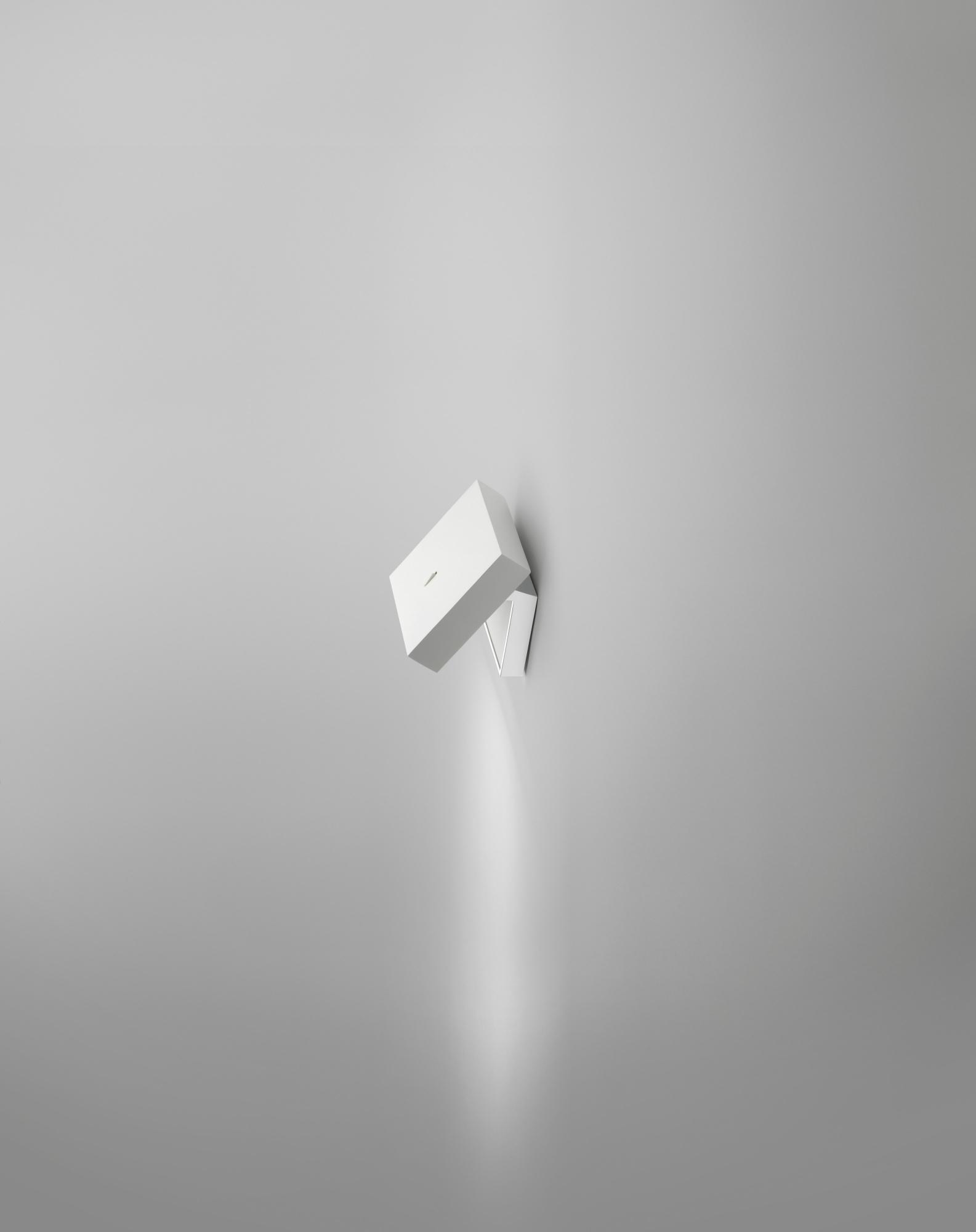 Vibia Alpha applique lettura laccato bianco opaco 7940-93