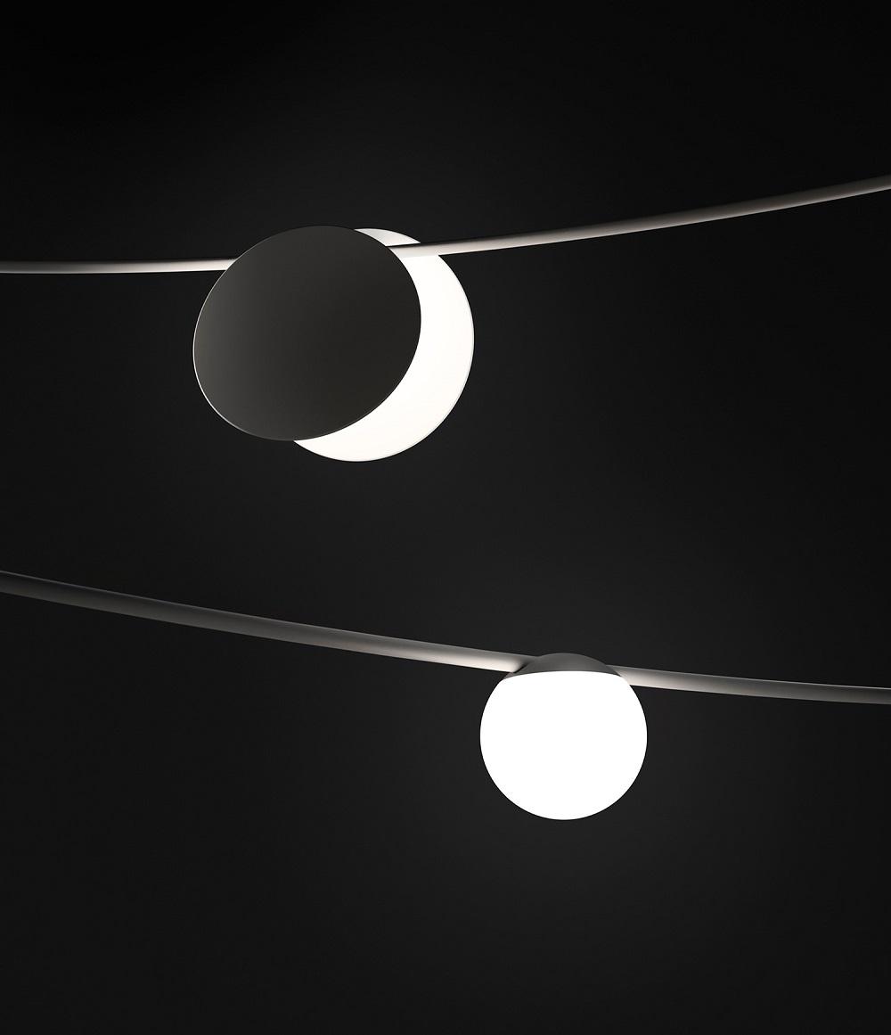 vibia june suspension ext rieure max 200cm 4750 54 l mparas de dise o. Black Bedroom Furniture Sets. Home Design Ideas