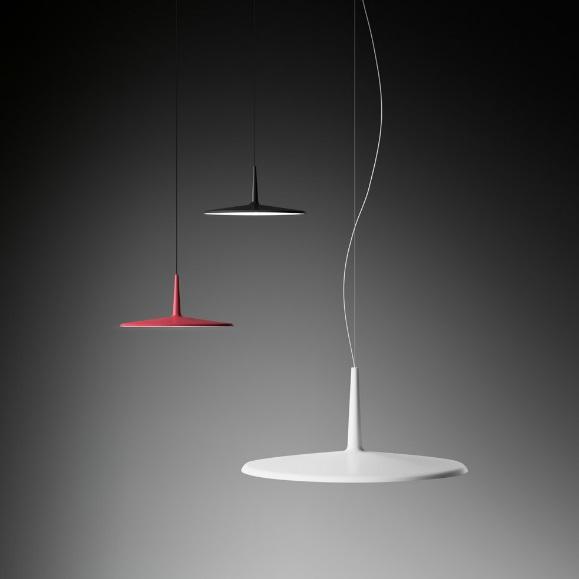 vibia skan suspension de surface 60cm 0275 06 l mparas de dise o. Black Bedroom Furniture Sets. Home Design Ideas
